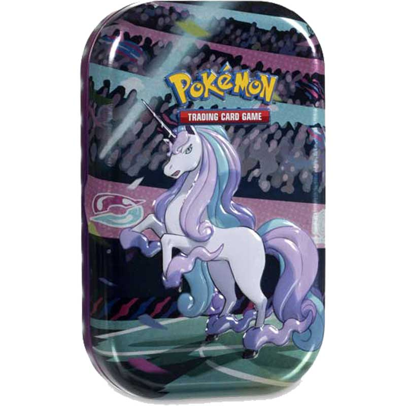 Pokémon, Galar Power Mini Tin - Rapidash