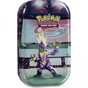 Pokémon, Galar Power Mini Tin - Toxtricity Pumped