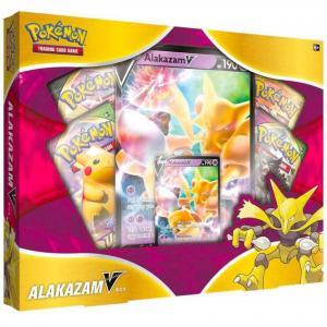 Pokémon, Alakazam V Box