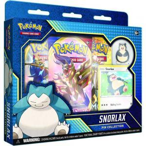 Pokémon, Pin Collection 2020 - Snorlax