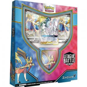 Pokémon, League Battle Deck: Zacian