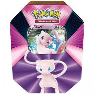 Pokémon, V Forces Spring 2021 Tin: Mew V