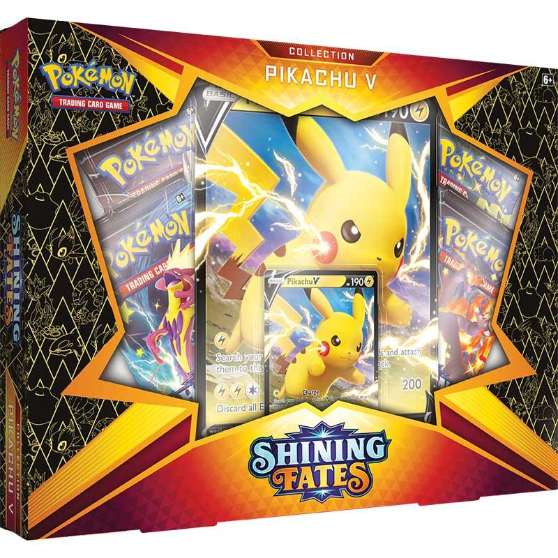 Pokémon, Shining Fates Collection: Pikachu V