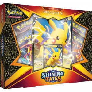 Pokémon, Shining Fates Collection: Pikachu V