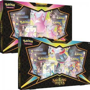 Pokémon, Shining Fates, Premium Box x 2 (Shiny Crobat & Shiny Dragapult)