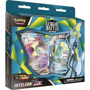 Pokémon, League Battle Deck: Inteleon VMAX