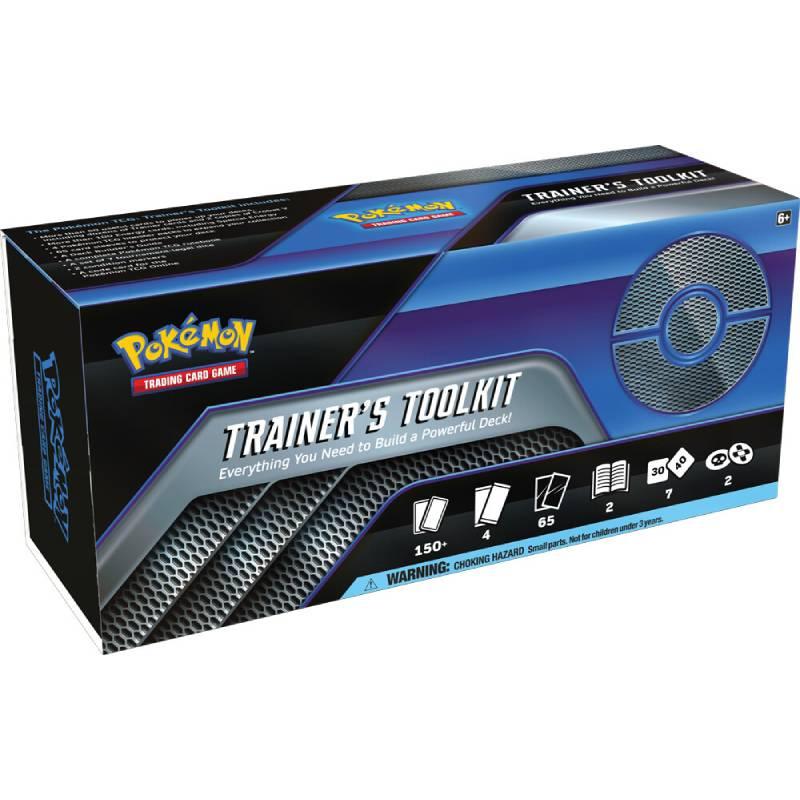 Pokémon, Trainer's Toolkit (BLÅ)