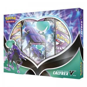 Pokémon, Shadow Rider Calyrex V Box
