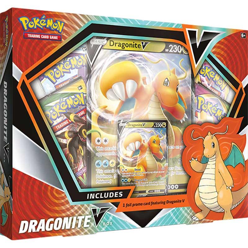 Pokémon, Dragonite V Box