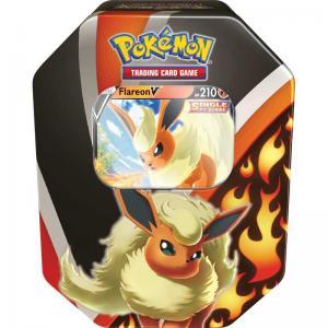 Pokémon, Eevee Evolutions Tin Fall 2021: Flareon V