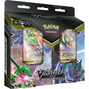 Pokémon, V Battle Decks: Rayquaza VS. Noivern (sampackade)