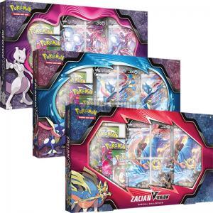Pokémon, V-UNION Special Collection x 3 (Greninja, Zacian & Mewtwo)