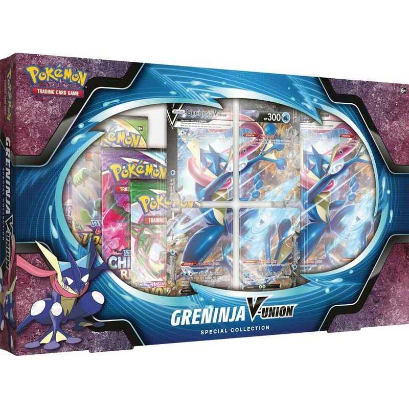 Pokémon, Greninja V-UNION Special Collection