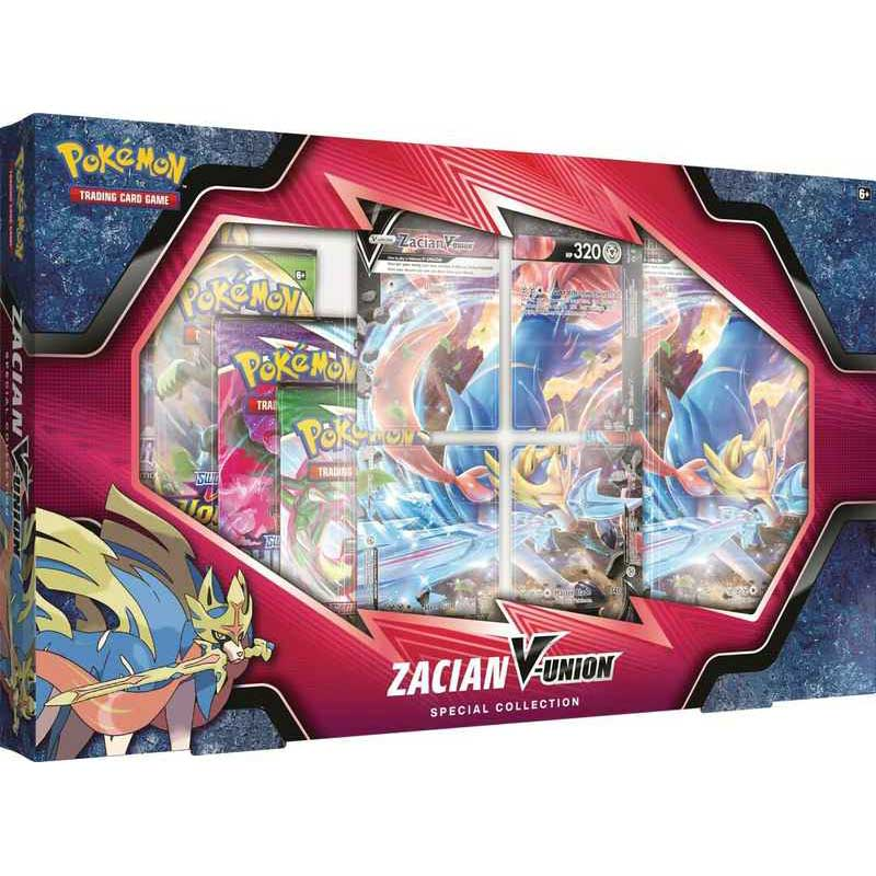 Pokémon, Zacian V-UNION Special Collection