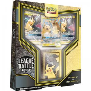 Pokémon, League Battle Deck: Pikachu & Zekrom-GX