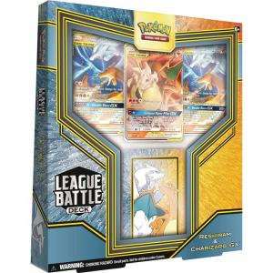 Pokémon, League Battle Deck: Reshiram & Charizard-GX