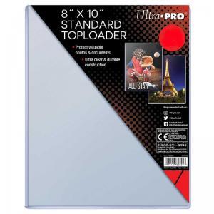 Toploader 8 x 10 tum (ca 20,32 x 25,4cm), 1st