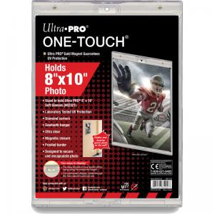 "8"" x 10"" UV ONE-TOUCH Magnetic Holder (Aprox 20.32 x 25.4 cm)"