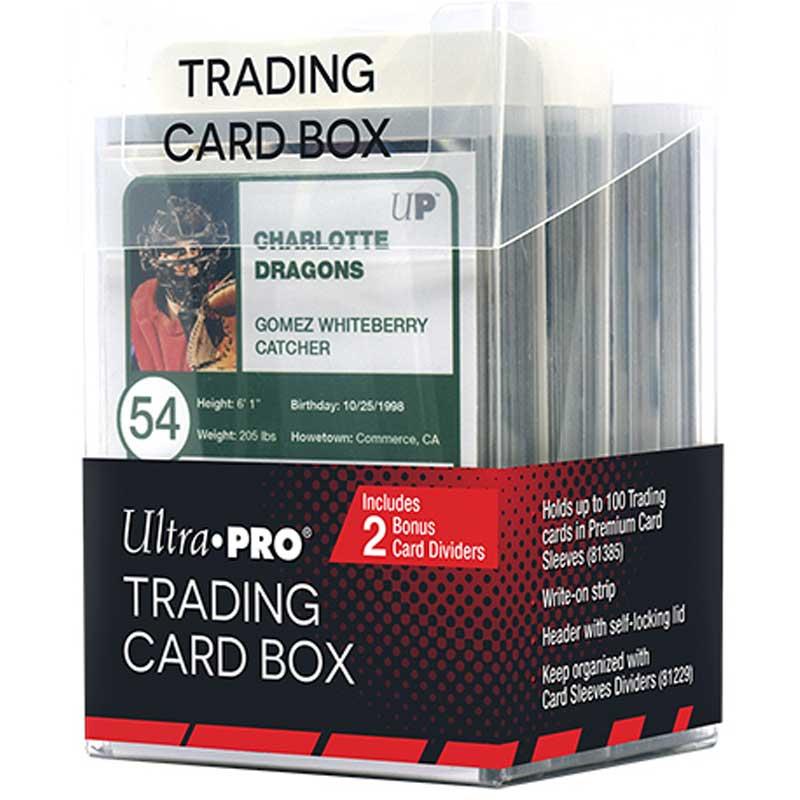 Trading Card Box (Endast låda, inga kort)