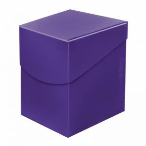 Eclipse PRO 100+ Royal Purple Deck Box