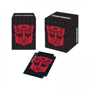 1 Transformers Autobots PRO 100+ Deck Box for Hasbro