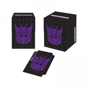 1 Transformers Decepticons PRO 100+ Deck Box for Hasbro