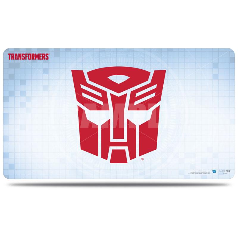 Spelmatta, Transformers Autobots (Röd) Playmat