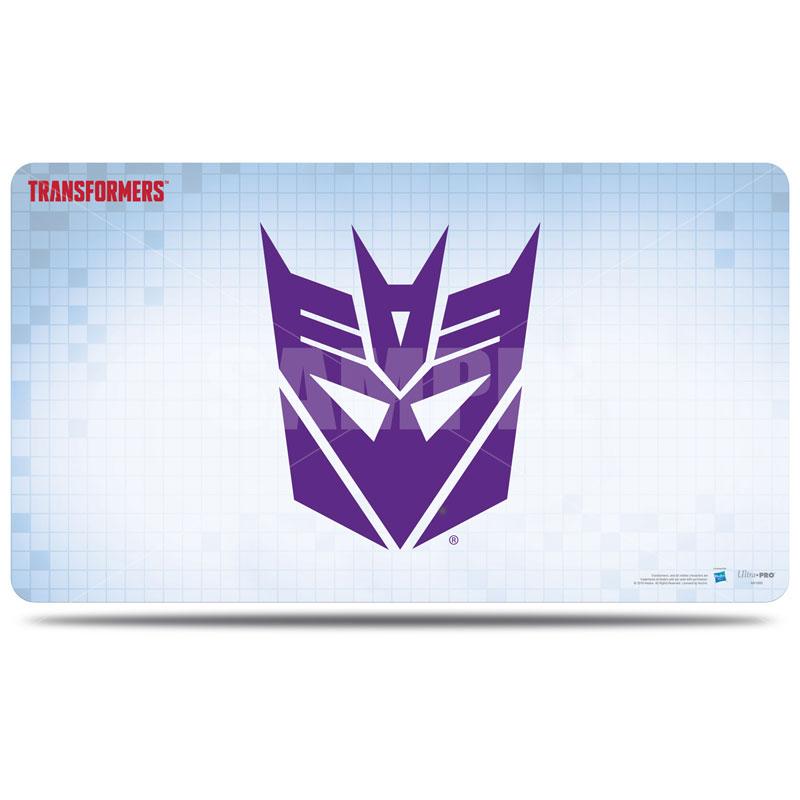 Spelmatta, Transformers Decepticons (lila) Playmat