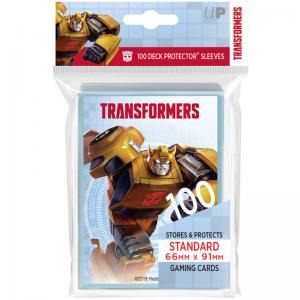 Transformers Bumblebee Deck Protector sleeve 100ct for Hasbro