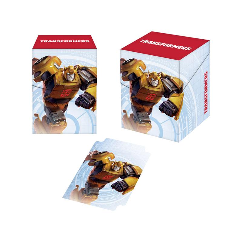 1 Transformers Bumblebee PRO 100+ Deck Box for Hasbro