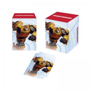 1 Transformers Bumblebee PRO 100+ Deck Box for Hasbro