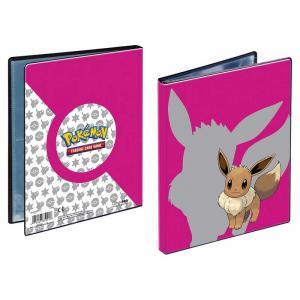 Pokémon, Portfolio binder A5 (Can hold 40 cards) Eevee 2019 - 4 Pocket