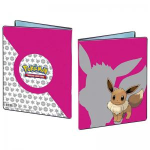 Pokémon, Portfolio binder A4 (Can hold 90 cards), Eevee 2019 - 9 Pocket