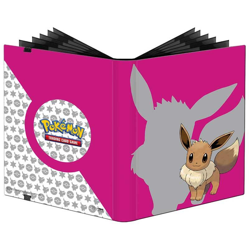 Pokémon, Pro-Binder, Eevee 2019 - 9 Pocket