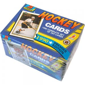 1990-91 Bowman Hockey Factory Set