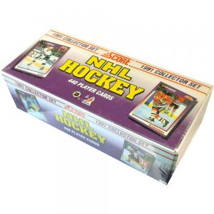 1991-92 Score Hockey Factory Set (Purple)