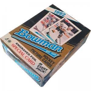 Hel Box 1992-93 Bowman (Ej plastad)