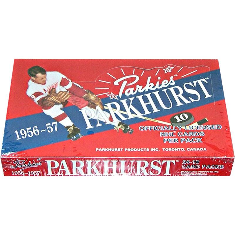 Hel Box 1994-95 Parkhurst Parkie (1956-57)