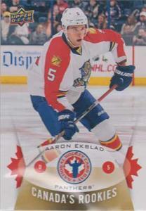 Aaron Ekblad 2014-15 Upper Deck National Hockey Card Day Canada #NHCD8