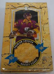 Hel Box 1995-96 Leaf Elitserien serie 1
