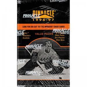 Sealed Box 1996-97 Pinnacle Value Pack
