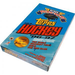 Sealed Box 1996-97 Topps Picks