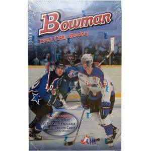 Sealed Box 1997-98 Bowman CHL