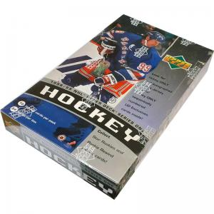 Sealed Box 1998-99 Upper Deck Series 1 Hobby