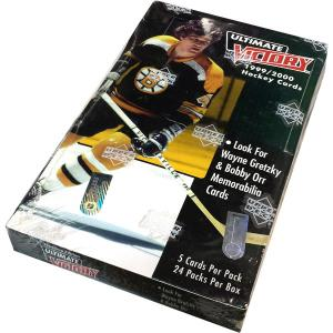 Sealed Box 1999-00 Ultimate Victory