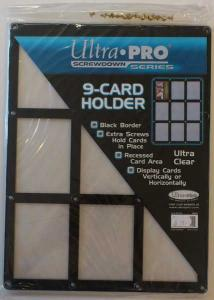 9-Card Holder (Screwdown)