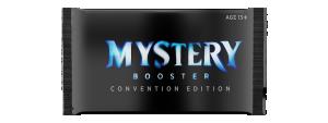 Lördag 30 okt: Mysterybooster-draft (convention edition), kl 12:00.