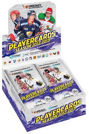Sealed Box 2012-13 Hockeyallsvenskan