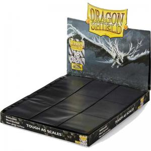 Dragon Shield 18-Pocket NON GLARE - Sideloader Pages Display (50 Pages)