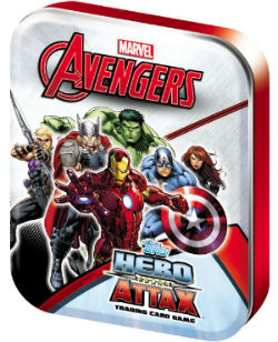 Marvel Avengers, Hero Attax Avengers 2015 Tin